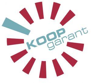 Het logo van Koopgarant
