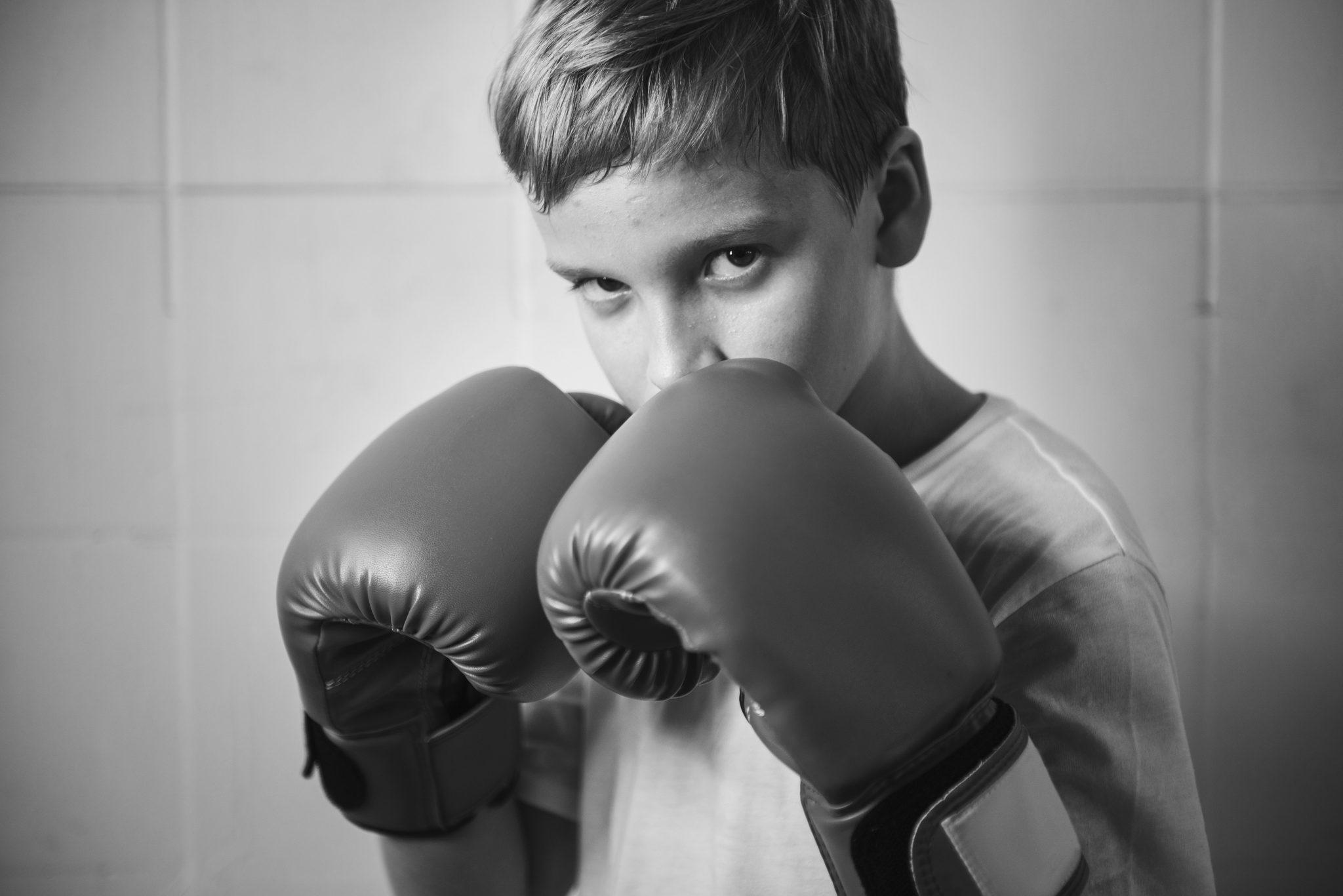 Ook voor kinderen is de sport uitermate geschikt.