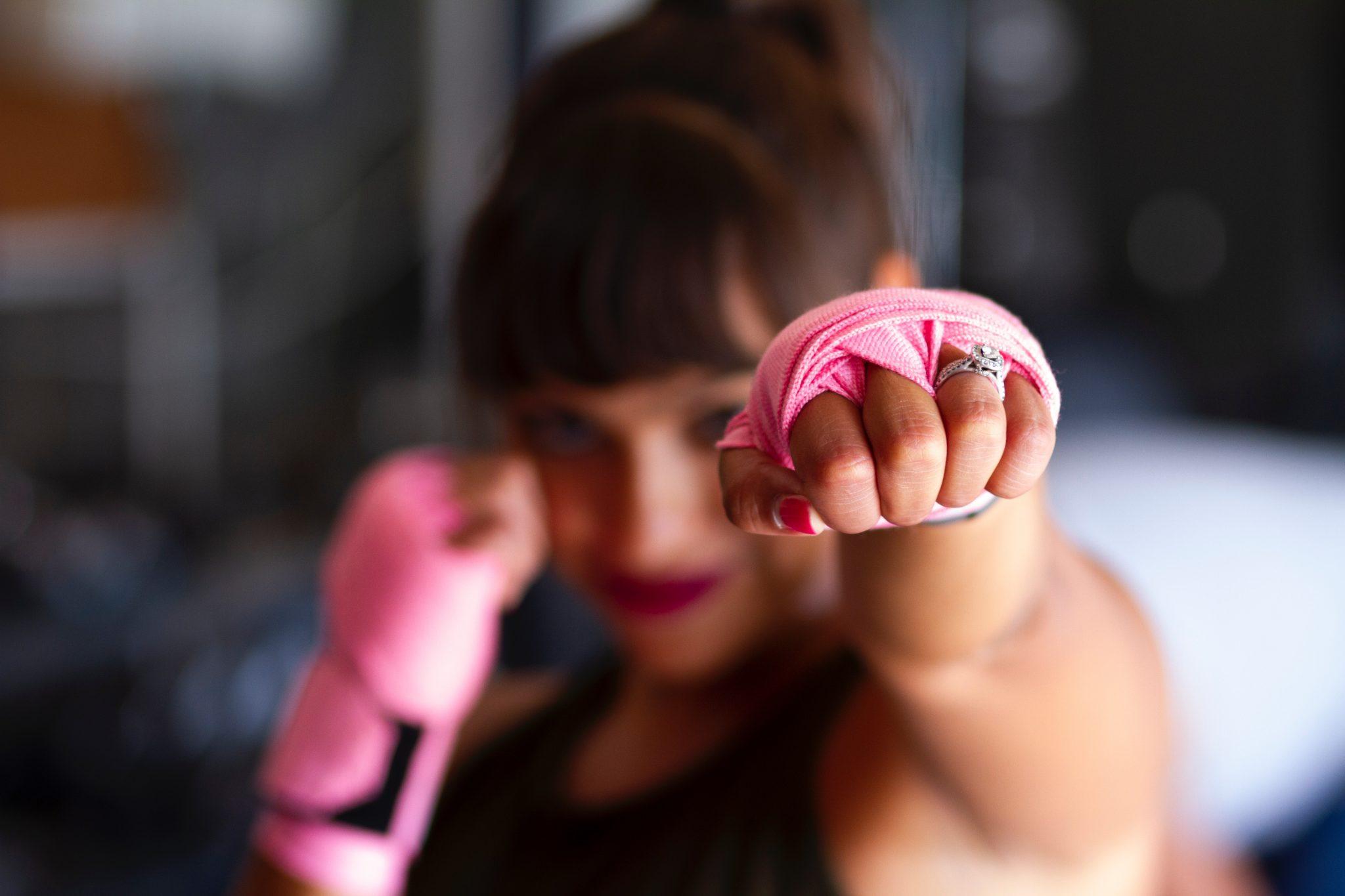 Boksen is een super leuke sport voor zowel mannen als vrouwen.